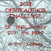 2013 Debut Author Challenge - December 2013 Debuts