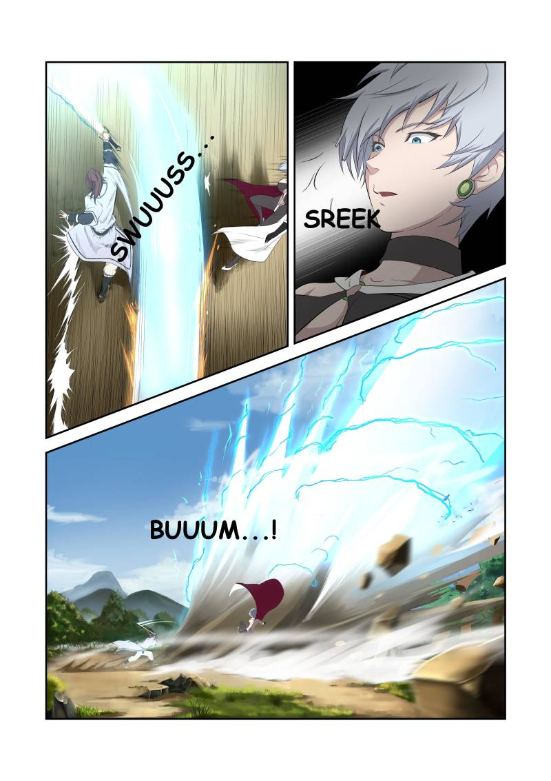 Heaven Defying Sword Bahasa Indonesia Chapter 01