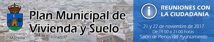 AYUNTAMIENTO DE MONTILLA - PLAN MUNICIPAL DE VIVIENDA Y SUELO