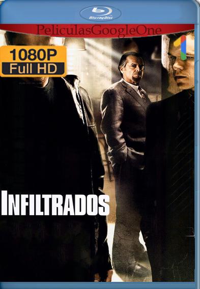 Los Infiltrados (2006) [1080p] [Latino-Ingles] [Luiyi21HD]