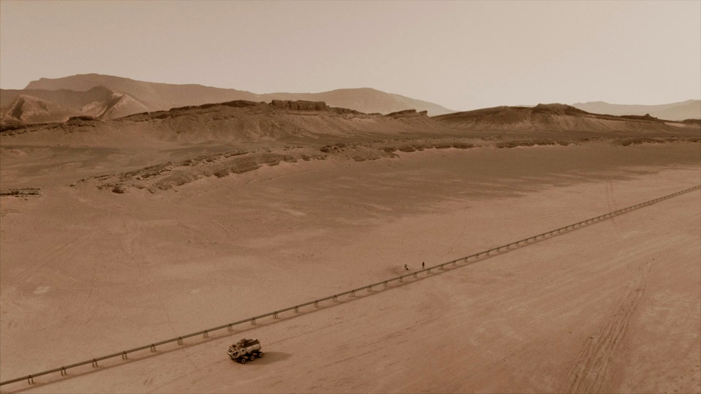 National Geographic's MARS - episode 2, season 2