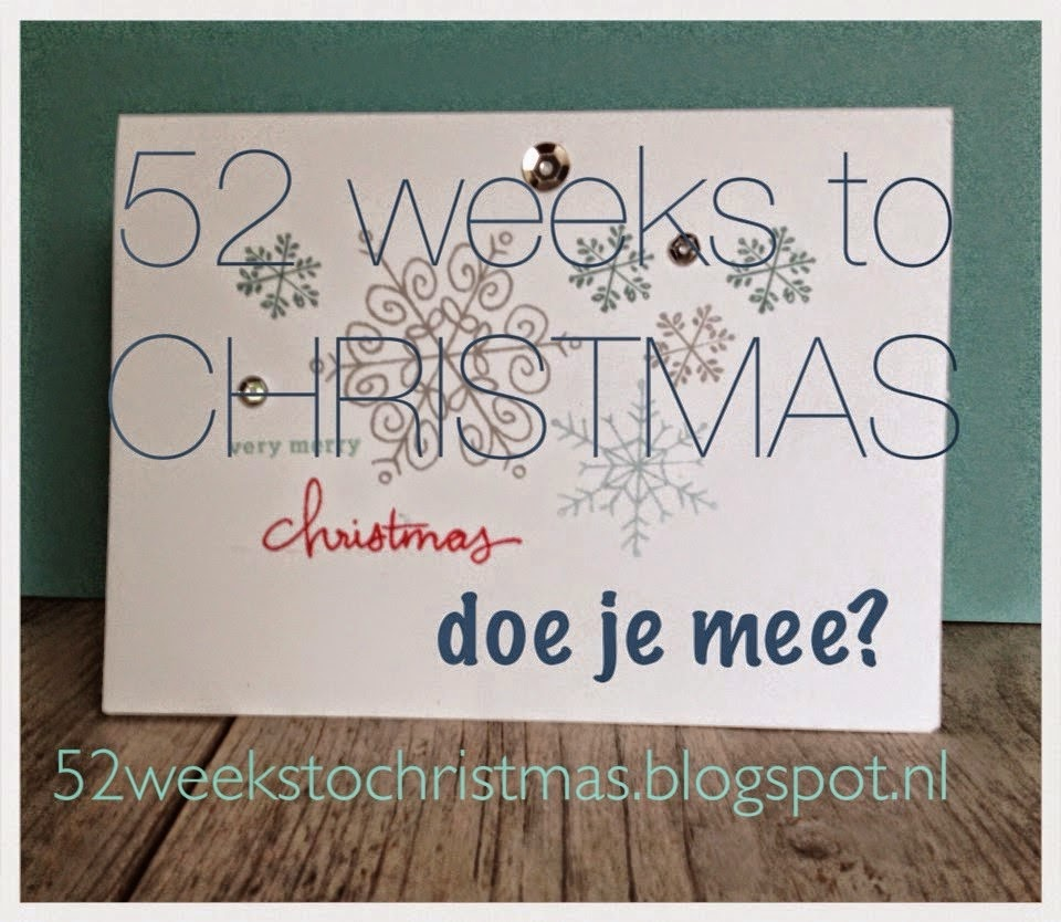 52weeks to Christmas