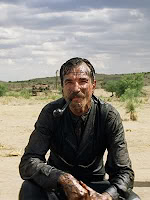 Comédien Daniel Day-Lewis dans There will be blood