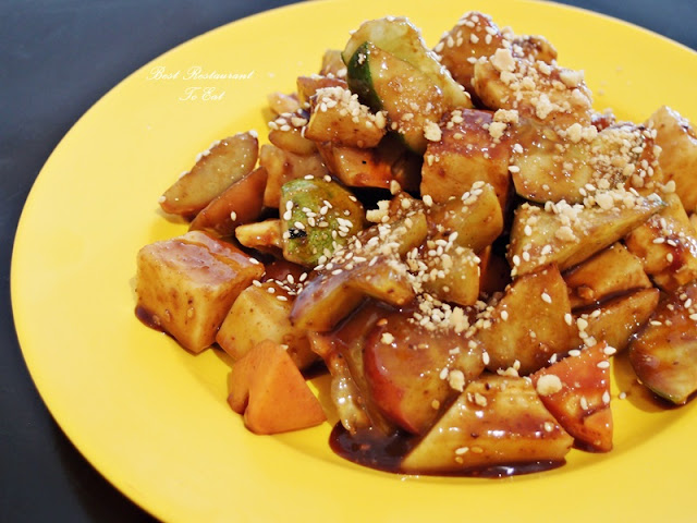 Rojak Buah Merdeka 2016 Hawker Street Food Marriot Putrajaya Selangor