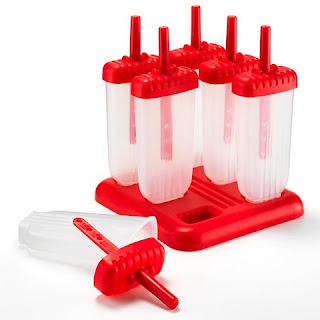 Parlor Treats Collection Ice Pop Molds