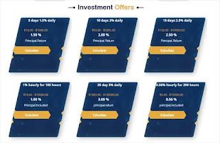 Инвестиционные планы Bullson-Investment