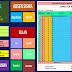 [Terbaru] Aplikasi Absensi Siswa Versi Excel Dilengkapi Grafik