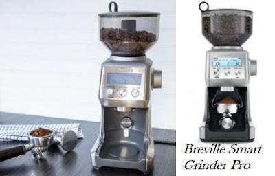 Mesin Penghancur Kopi Breville Smart Grinder Pro