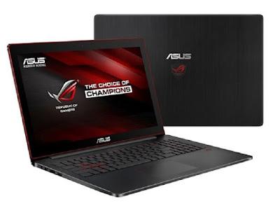 Image Asus ROG G501JW Laptop Driver