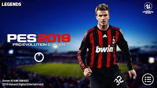 PES 2019 Mobile Legends Edition v3.1.3 Android Best Graphics