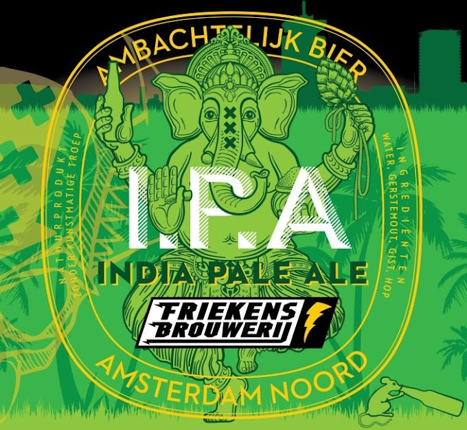 Amsterdam brewery apologizes & removes Lord Ganesh image within a day of Hindu protest