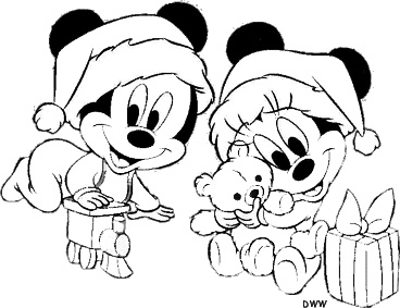 70 Disegni Di Minnie Da Colorare Pianetabambini It