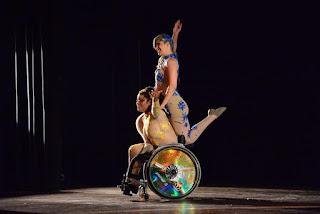 ANDEF apresenta Espetáculo de Dança Inclusiva da Paralimpiada em Niterói