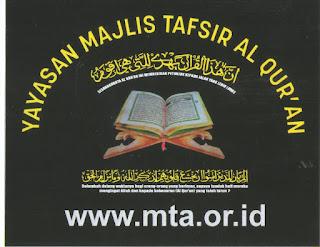 Sejarah MTA Majlis Tafsir Al-Qur'an