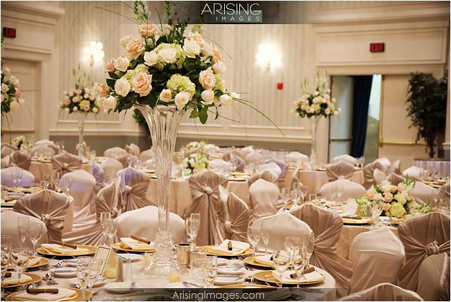 Setup Ideas For A Wedding Reception