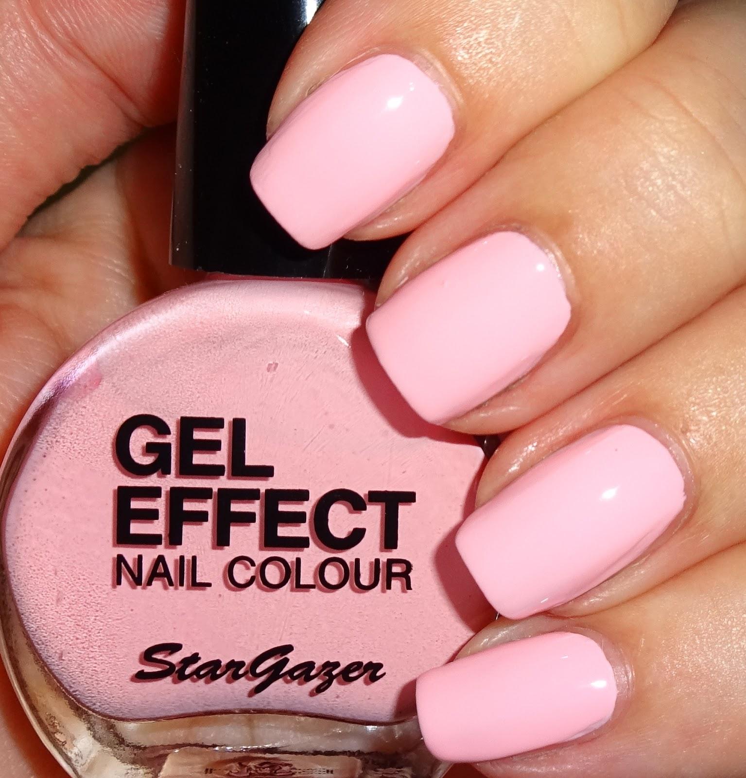 Wendy\'s Delights: Stargazer Gel Effect Nail Polish - Baby