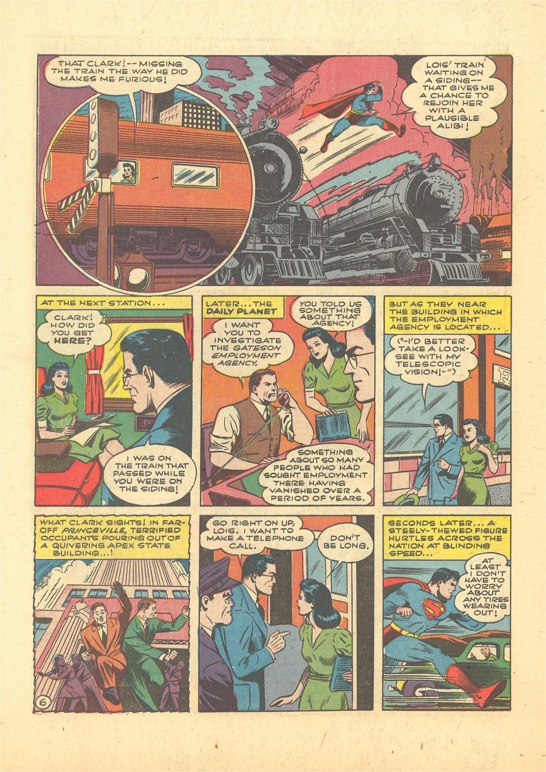 Action Comics (1938) 56 Page 6