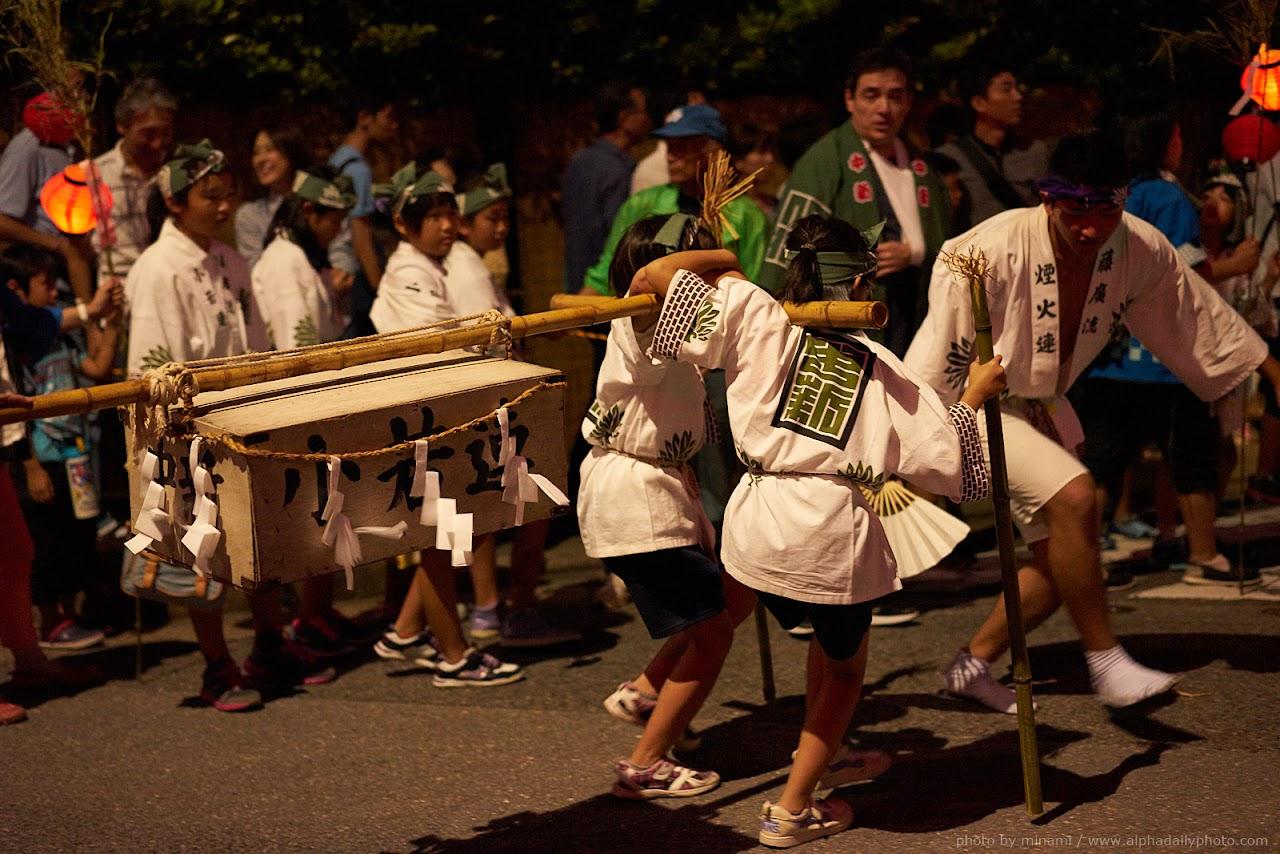知立神社秋葉祭り-長持ち歌