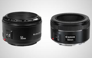 Kenapa lensa fix 50mm banyak dipilih ? ini alasannya