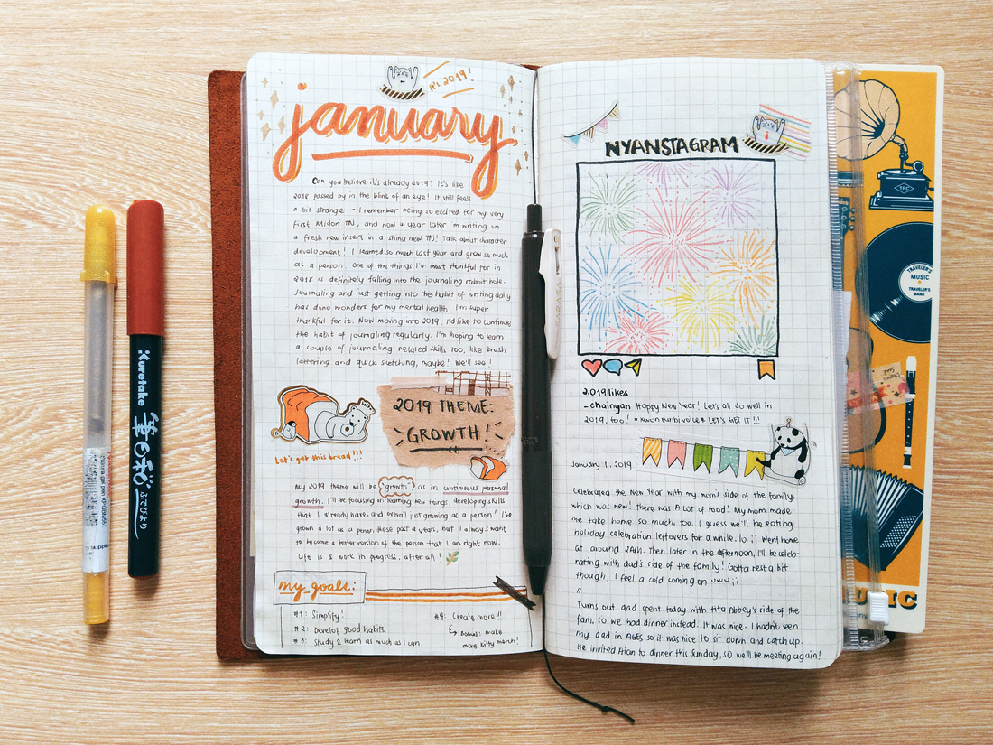 2019 theme & goals | chainyan.co