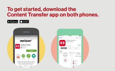 Content Transfer Apk free on Android