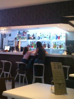 bares malaga cafeteria taperia ocean´s