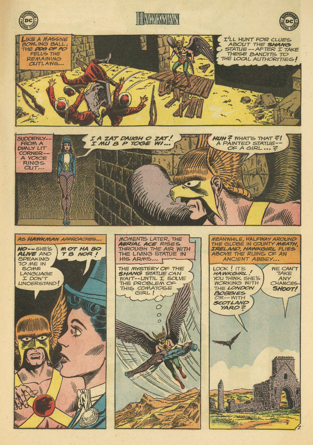 Hawkman (1964) issue 4 - Page 9