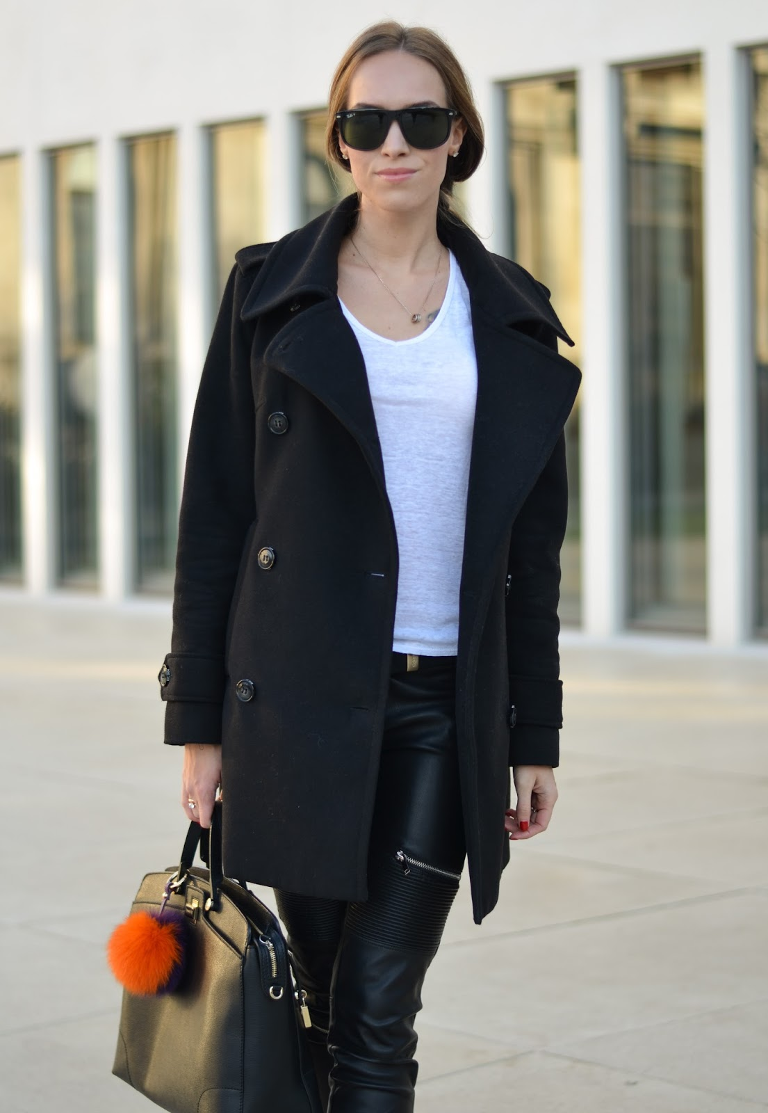 kristjaana mere minimalist fashion casual winter outfit