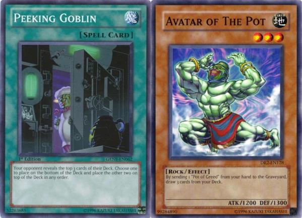 Yugioh Greed Goblin