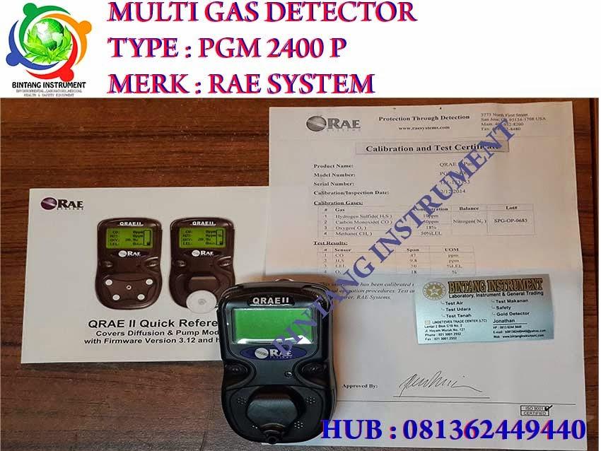 BINTANG INSTRUMENT : JUAL GAS DETECTOR MULTI GAS DETECTOR