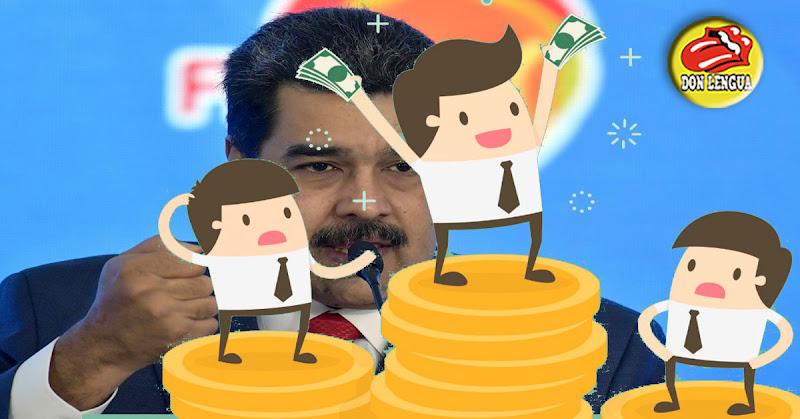 Maduro anuncia aumento del Salario Mínimo y aumenta el Petro manualmente sin importar la fluctuación