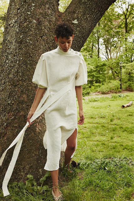 Zara White Editorial