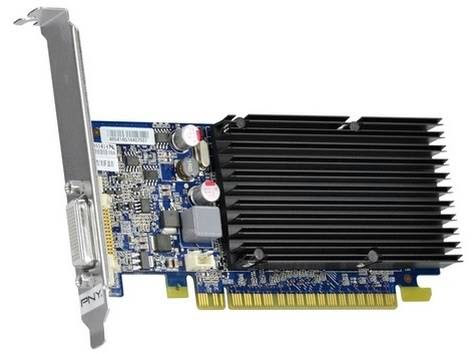 Placa de vídeo PNY GeForce 8400 GS