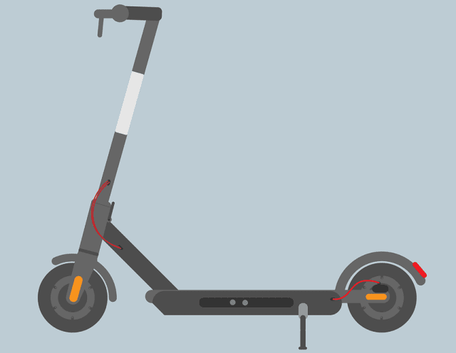 how electric scooters save company money greener fleet cheaper commutes