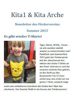 Newsletter Sommer 2015