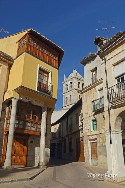Iglesia parroquial de Santa María de la Asunción, Dueñas, Palencia