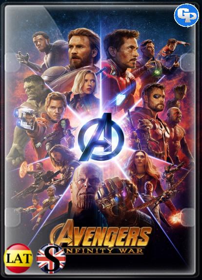 Los Vengadores: Infinity War (2018) HD 720P LATINO/INGLES