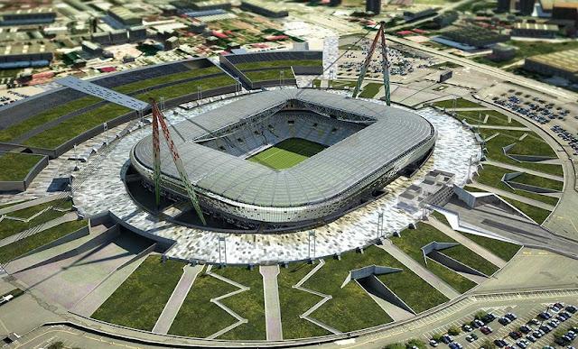 Tour pelo Juventus Stadium em Turim