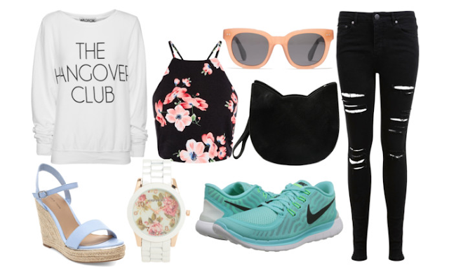August Wishlist | Love, Maisie | Feat. Wildfox, New Look, Aeropostale, Nike and more