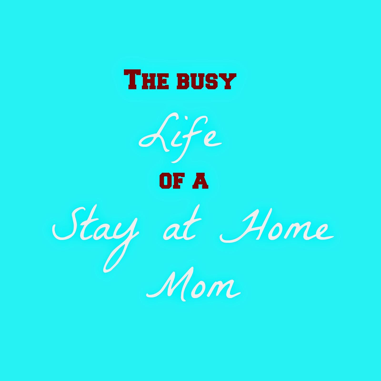 busy life of sahm