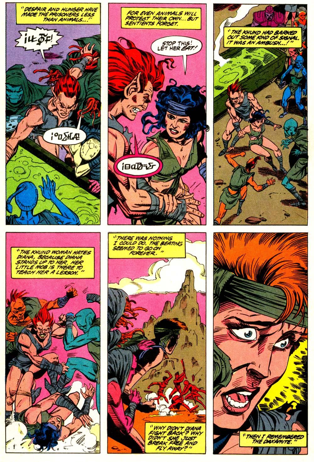 Read online Wonder Woman (1987) comic -  Issue #68 - 8