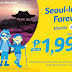 Cebu Pacific Airlines Manila to Seoul Promo Flight 2017