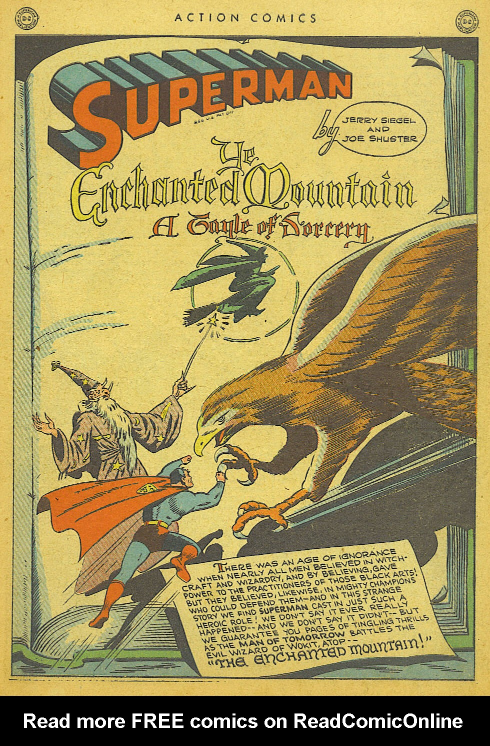 Read online Action Comics (1938) comic -  Issue #86 - 3