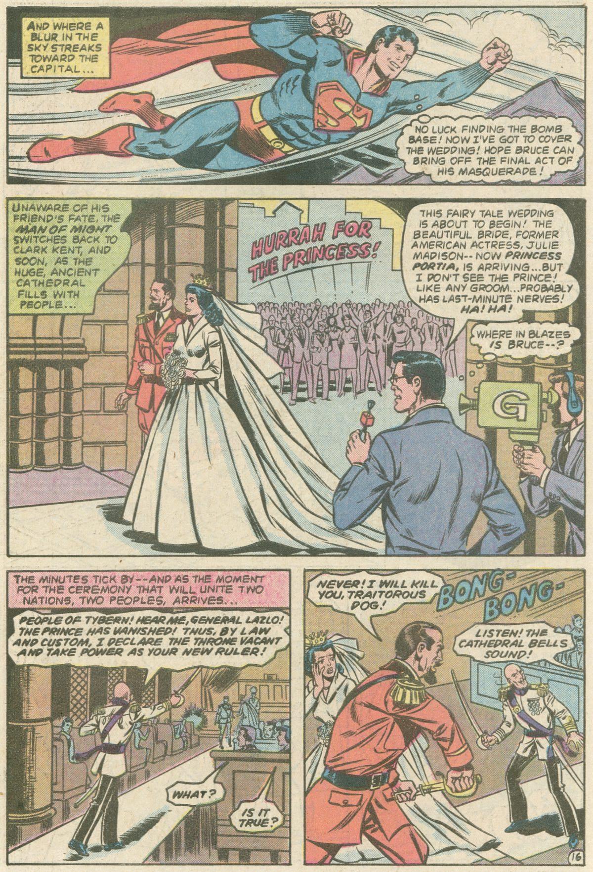Read online World's Finest Comics comic -  Issue #253 - 19