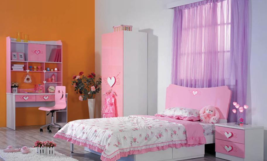 Kumpulan Gambar Terbaru Desain Kamar Tidur Anak Perempuan Sederhana Yang Minimalis