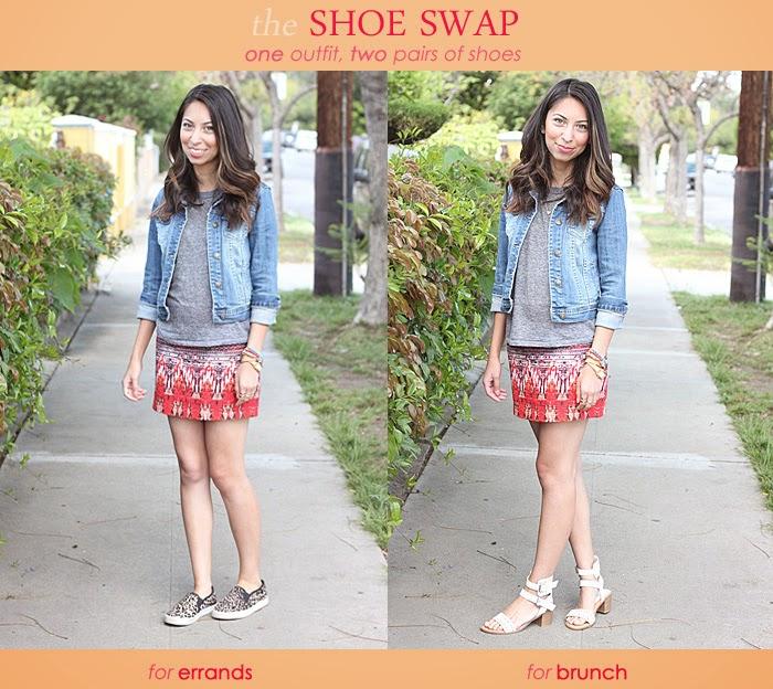 84591196e62 Adri Lately  The Shoe Swap