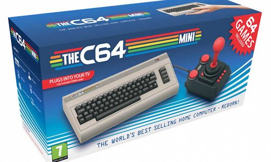 TORNA IL COMMODORE 64! The C64 Mini