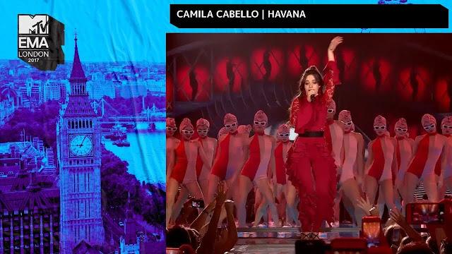 Watch 2017 MTV EMAs Performances