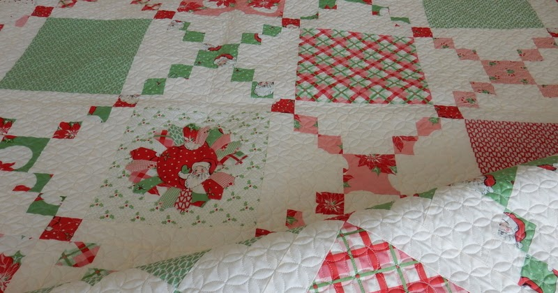 A Swell Christmas Quilt A Quilting Life A Quilt Blog