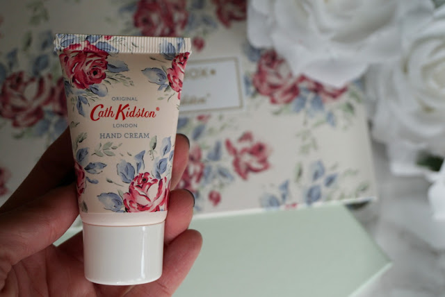 CATH KIDSTON - HAND CREAM APRIL 2018 BIRCHBOX